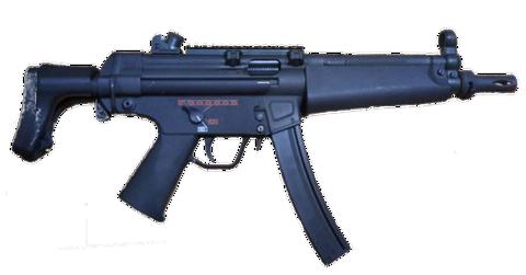 BOLT MP5J