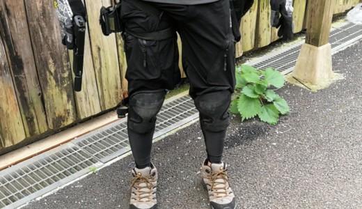 【装備レビュー】サバゲー夏装備2018① 安くて涼しい軽量ハーフパンツ篇