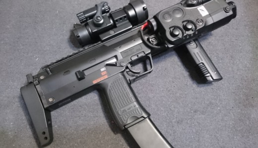 【マルイ MP7A1】弾がポロっとしちゃうのを改善&さらに使える性能にしちゃう① 弾ポロ原因推察篇