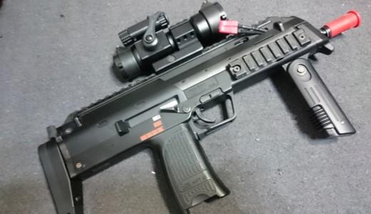 【マルイ MP7A1】外部バッテリー用配線のススメ① 導入&パーツ選定篇