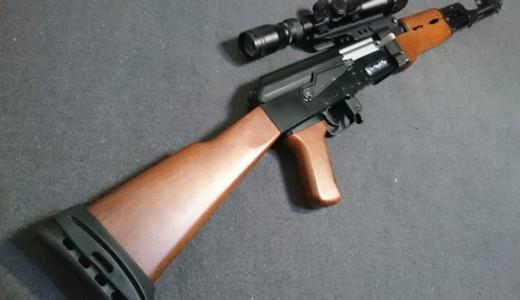 【CYMA AK47】購入しちゃったときのお話