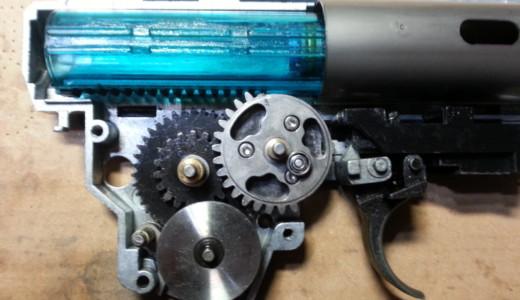 【マルイ AK47コンパクト】モテるコンパクトAKを作る④ SuperShooterギアレビュー&加工篇