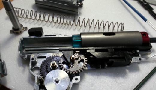 【マルイ AK47コンパクト】モテるコンパクトAKを作る⑥ 試運転篇