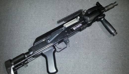 【マルイ AK47コンパクト】モテるコンパクトAKを作る① 製作コンセプト篇