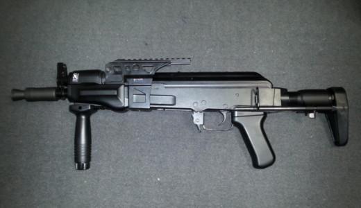 【マルイ AK47コンパクト】ちっちゃなAKが完成したのでさらりと紹介