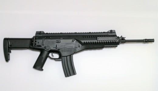 【S&T Beretta ARX160】中古で仕入れたワタシ初の電動ブローバック品レビュー① 外観篇
