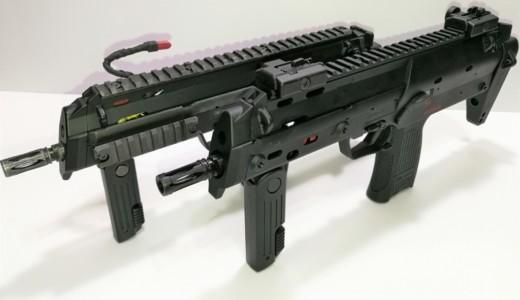 【VFC 電動MP7A1】使命感で指名買いの新製品レビュー② マルイ製との比較篇
