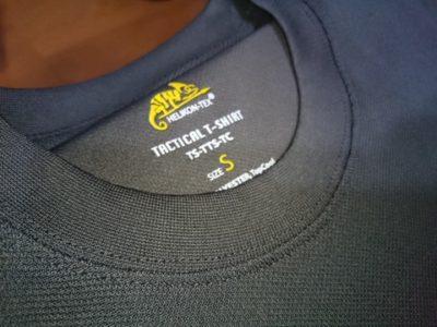 【装備レビュー】「HELIKON-TEX タクティカルTシャツ」で1UPする夏