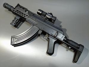 【マルイ AK47コンパクト】まとめmemo 外部カスタムパーツ&オプション篇 1月3週目時点