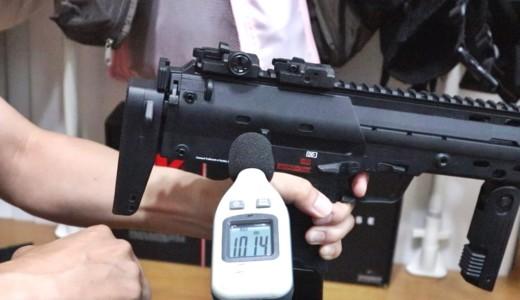 【VFC 電動MP7A1】使命感で指名買いの新製品レビュー④ 実射動画と性能は…?篇